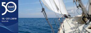 Aluyacht auf der boot