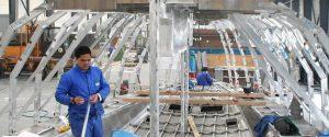 Alubat - 100% aus Aluminium gefertigt