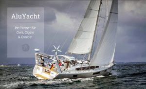 """Aluyacht Ovni 450 """"Hedonia"""""""